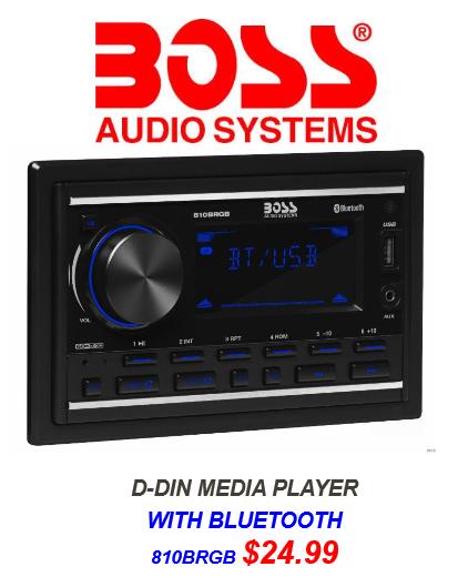 automotive audio media player